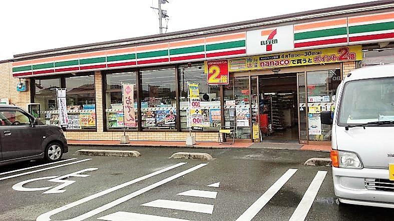 セブンイレブン博多春町3丁目店まで歩いて3分