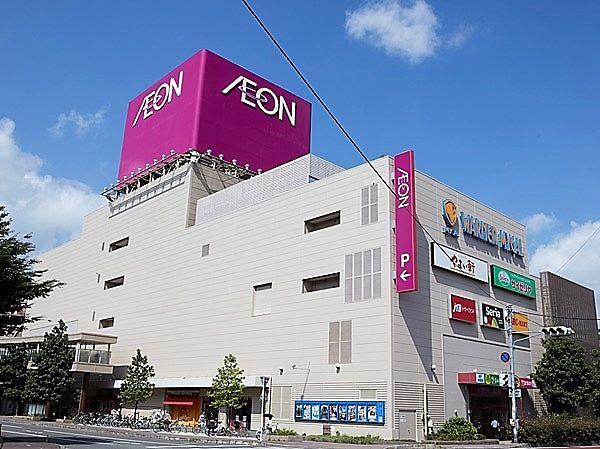 イオン大野城店まで歩いて11分です