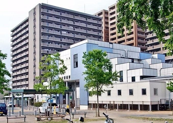 JR博多駅までも約18分で行くことができます