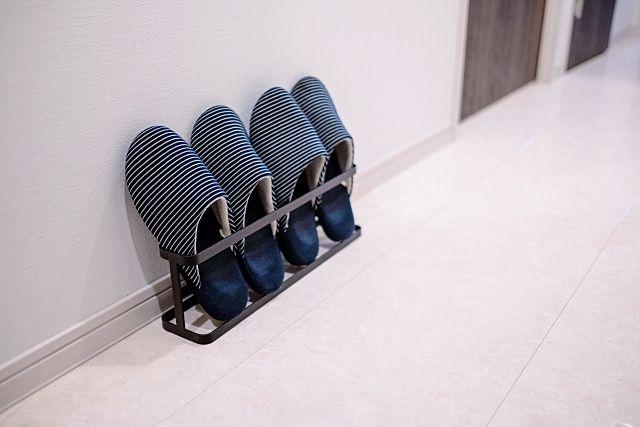 賃貸の空室対策にはお客様の案内用のスリッパを用意しておきましょう