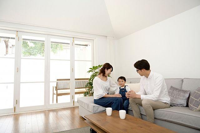 男性と女性が住宅と決める際に決め手となるポイントは