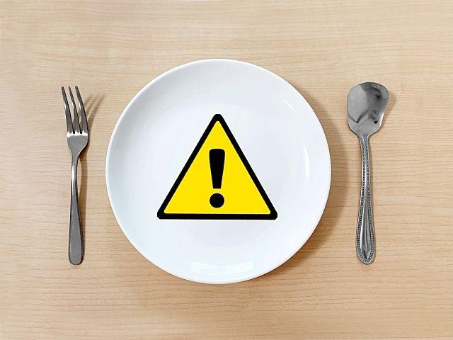冬はノロウイルスによる食中毒に用心して下さい