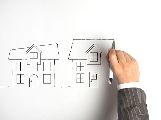 不動産を購入する時にお金を借りるための金融機関の選び方を紹介します