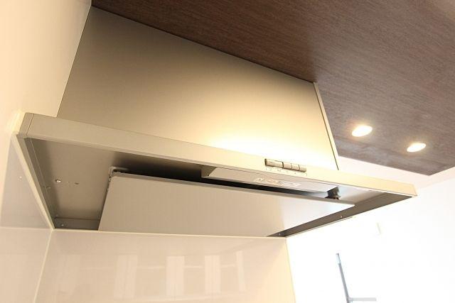 台所の換気扇を使ってお部屋を換気しましょう