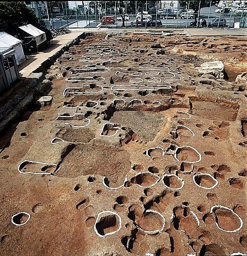 福岡市博多区の遺跡「比恵・那珂遺跡群」を紹介します