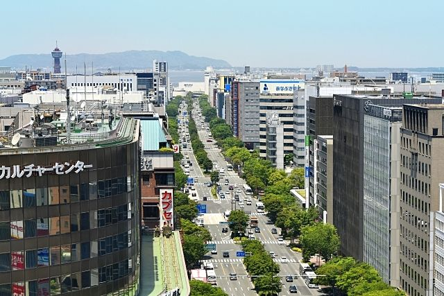 令和元年度の福岡市博多区の不動産売買と賃貸の動向について紹介