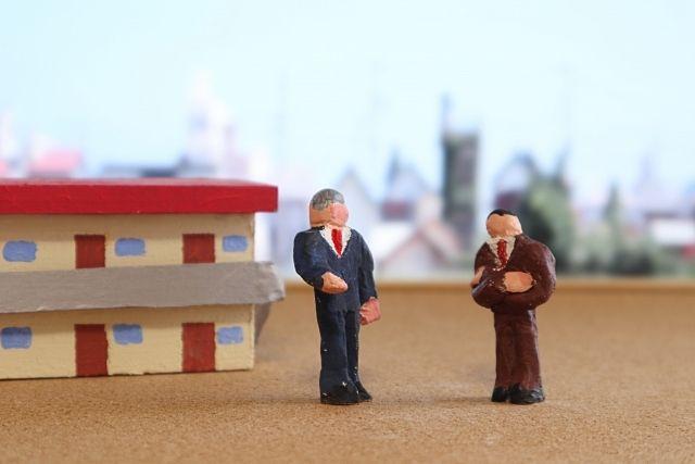 不動産投資家が不動産コンサルタントと危ない契約をしてしまう
