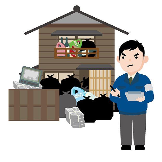 福岡県大野城市の空き家解体工事の補助金の対象建物の説明
