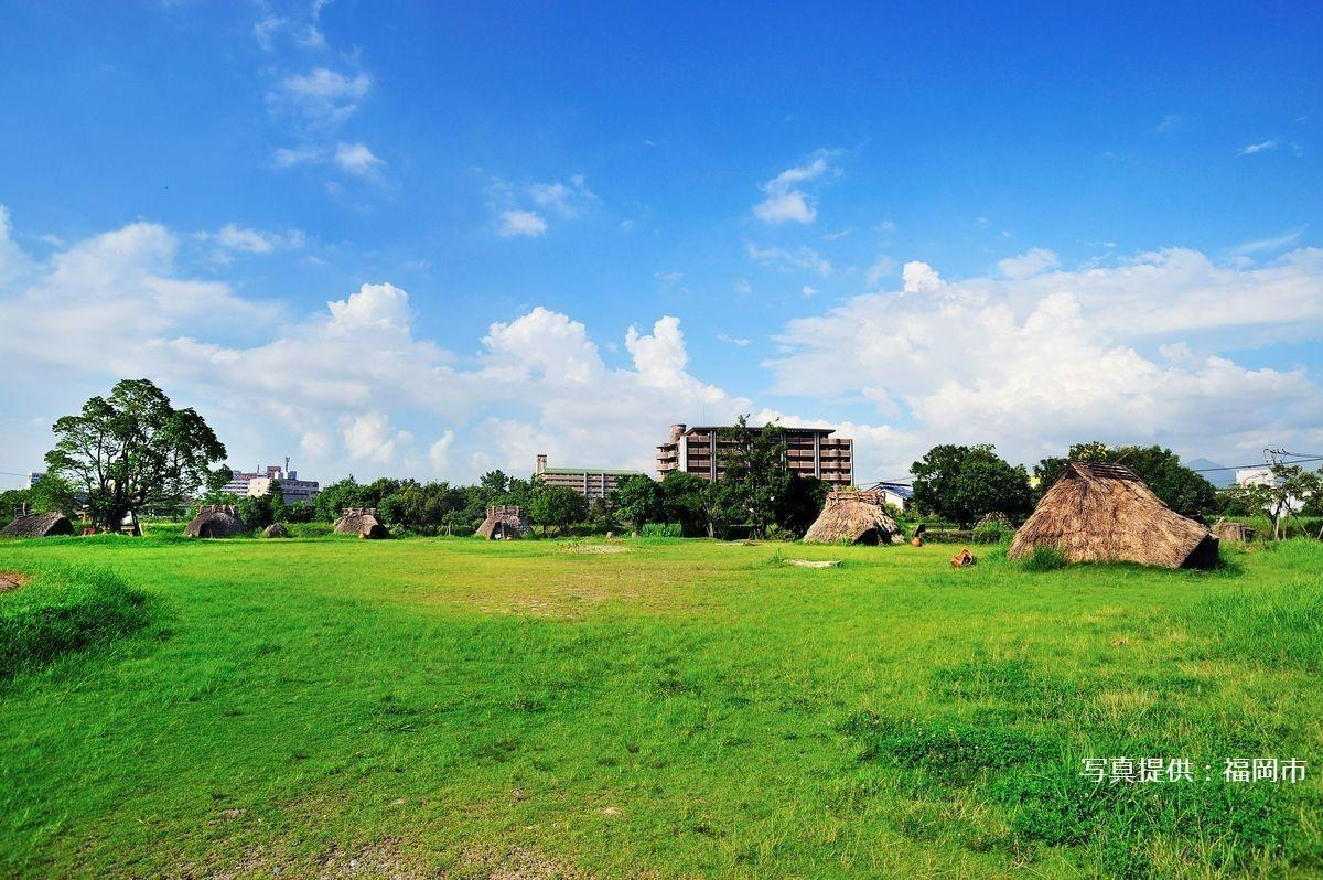 福岡市博多区にある遺跡・文化財を紹介します