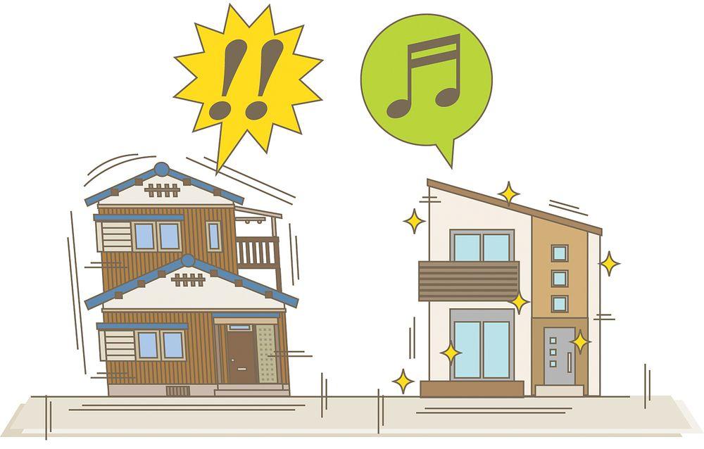 建物の耐震性を簡単に調べる方法