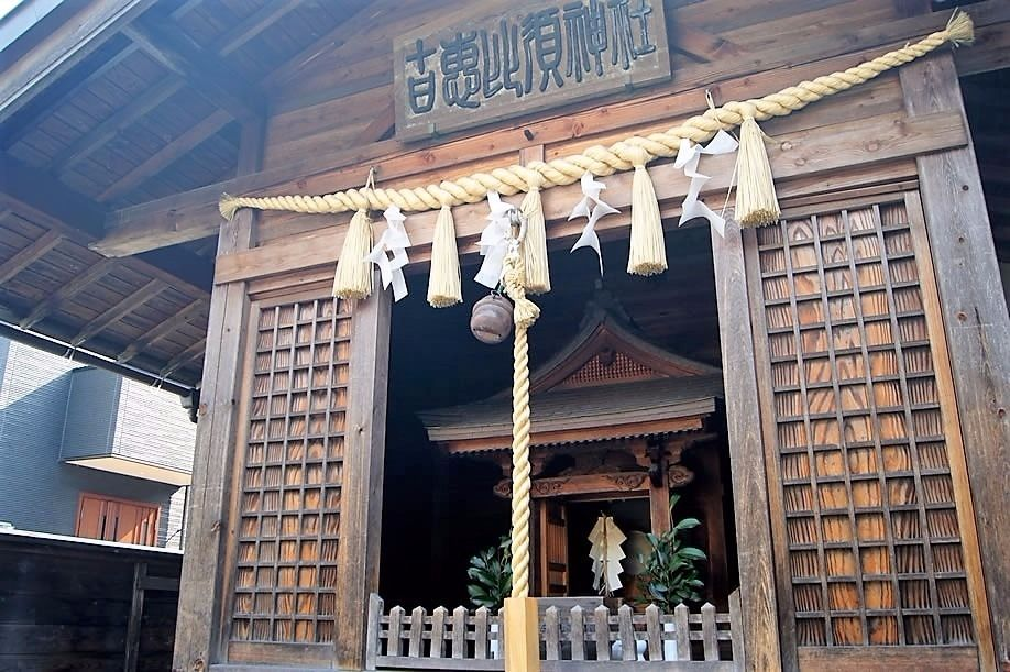 福岡市博多区の南福岡十日恵比寿神社
