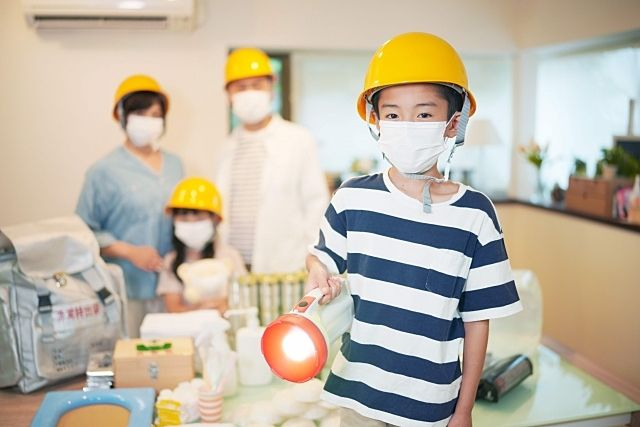 大地震に備えましょう!福岡市のマンションの防災・減災マニュアル